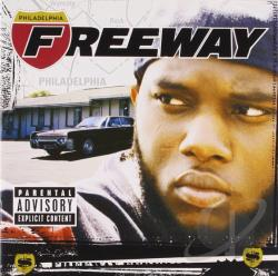 Freeway - Philadelphia Freeway CD Cover Art