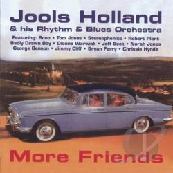 Holland, Jools - More Friends: Small World Big Band, Vol. 2 CD Cover Art