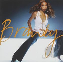 Brandy - Afrodisiac CD Cover Art