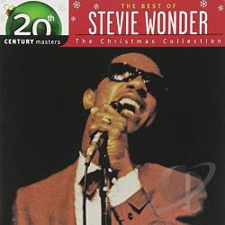 Wonder, Stevie - 20th Century Masters - The Christmas Collection CD Cover Art