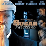 Sugar Valentine CD Cover Art