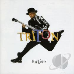 Triton, Eric - Nation CD Cover Art