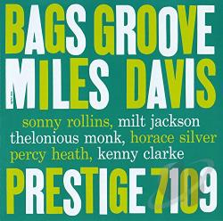Davis, Miles - Bags' Groove CD Cover Art