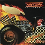 Fastway - All Fired Up CD Cover Art