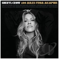Crow, Sheryl - 100 Miles from Memphis CD Cover Art