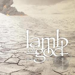 Lamb Of God - Resolution LP Cover Art