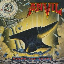 Anvil - Pound for Pound CD Cover Art
