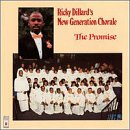 Ricky Dillard & New Generation - Promise CD Cover Art