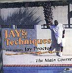 Jay & The Techniques - Main Course CD Cover Art