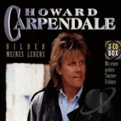 Carpendale, Howard - Bilder Meines Lebens CD Cover Art
