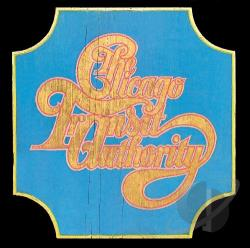 Chicago - Chicago Transit Authority CD Cover Art