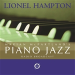 Hampton, Lionel / McPartland, Marian - Marian McPartland's Piano Jazz with Guest Lionel Hampton CD Cover Art