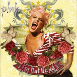 Pink - I'm Not Dead CD Cover Art