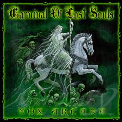 Nox Arcana - Carnival Of Lost Souls CD Cover Art