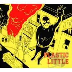 Plastic Little - Plastic Little CD Cover Art