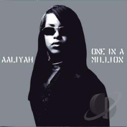 Aaliyah - One in a Million CD Cover Art