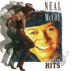 McCoy, Neal - Greatest Hits CD Cover Art
