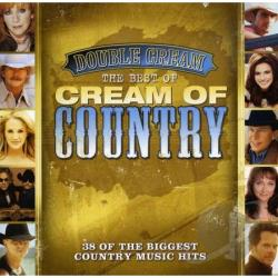Double Cream-The Best Of Cream Of Country - Double Cream-The Best Of Cream Of Country CD Cover Art