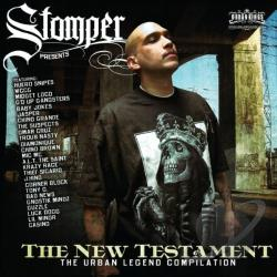 Stomper - New Testament CD Cover Art