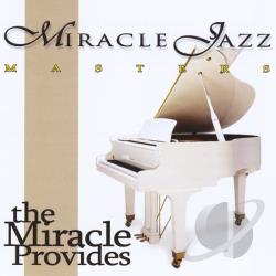 Miracle Jazz Masters - Miracle Providers CD Cover Art