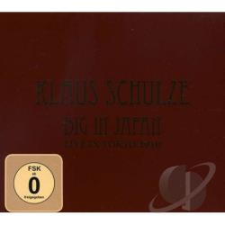 Schulze, Klaus - Big in Japan CD Cover Art
