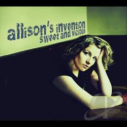 Allison's Invention - Sweet & Vicious CD Cover Art