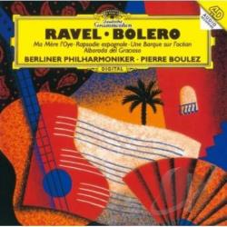 Boulez, Pierre / Ravel - Ravel: Bolero CD Cover Art