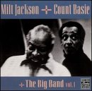 Jackson, Milt - Big Band, Vol. 1 CD Cover Art