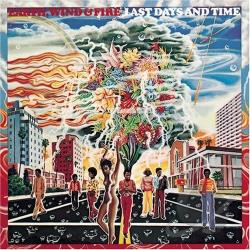 Earth, Wind, and Fire - Last Days & Time CD Cover Art