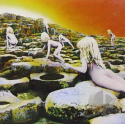 Led Zeppelin - Houses of the Holy CD Cover Art