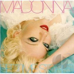 Madonna - Bedtime Stories CD Cover Art