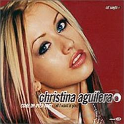 Aguilera, Christian - Come On Over Baby (All I Want Is You). CD Cover Art