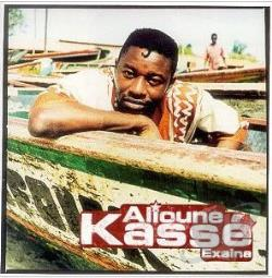 Kasse, Alioune - Exsina CD Cover Art