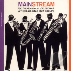 Dickenson, Vic / Thomas, Joe - Mainstream CD Cover Art
