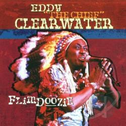 Clearwater, Eddy - Flimdoozie CD Cover Art