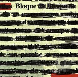 Bloque - Bloque CD Cover Art
