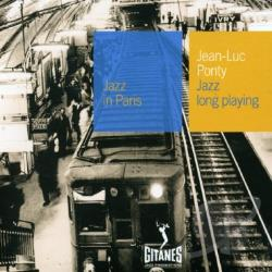 Ponty, Jean-Luc - Jazz in Paris: Jazz Long Playing CD Cover Art