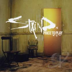 Staind - Price To Play DS Cover Art