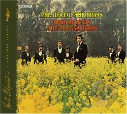 Alpert, Herb / Tijuana Brass - Beat of the Brass CD Cover Art