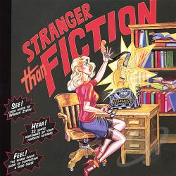 Wrockers - Stranger Than Fiction CD Cover Art