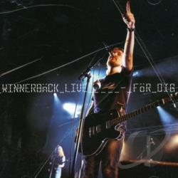Winnerback, Lars - Winnerback Live For CD Cover Art