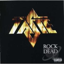 Taste - Rock Is Dead CD Cover Art