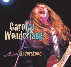 Wonderland, Carolyn - Miss Understood CD Cover Art