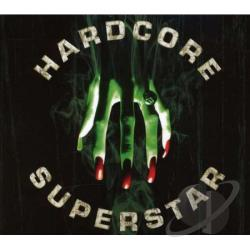Hardcore Superstar - Beg for It CD Cover Art