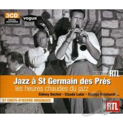 Jazz At Saint Germain CD Cover Art
