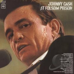 Cash, Johnny - At Folsom Prison LP Cover Art