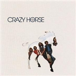 Crazy Horse - Crazy Horse At Crooked Lake DB Cover Art