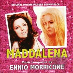 Morricone, Ennio - Maddalena CD Cover Art
