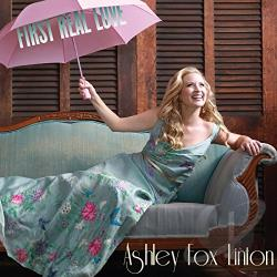 Ashley Linton - First Real Love CD Cover Art