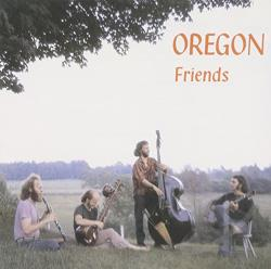 Oregon - Friends CD Cover Art